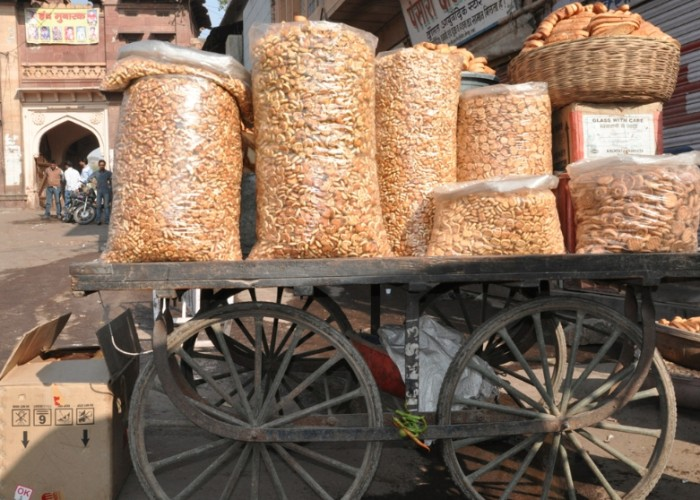 Biscuit Vendor, Jodhpur