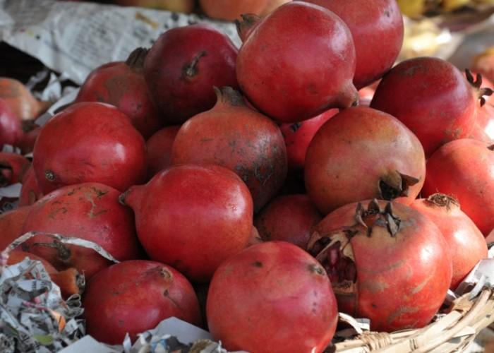 Pomegranates, Udaipur