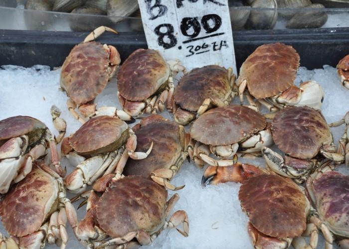Blue Crabs, Chinatown