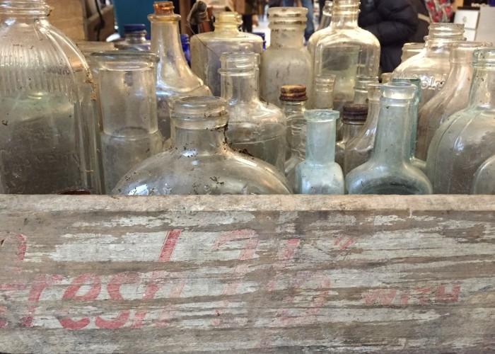 Bottles, Brooklyn Flea