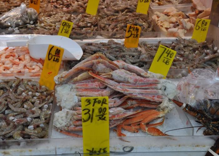 Fish, Chinatown