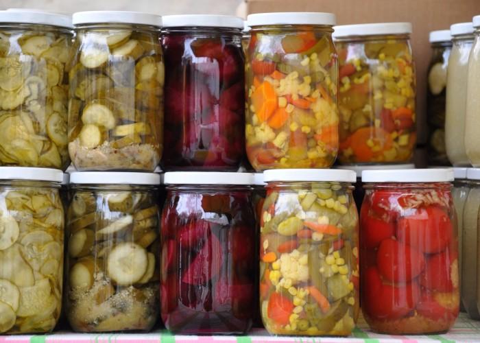 Pickles, Union Square Farmers Market