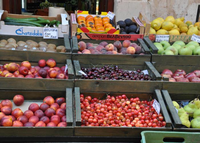 Grocery Store, Chania, Crete