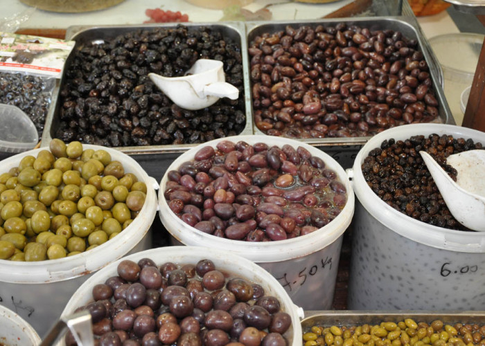 Olives, Chania, Crete