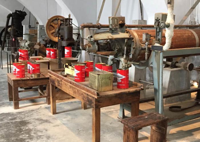 Tomato Industrial Museum, Santorini