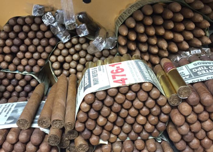 Cigar Shop, Little Havana