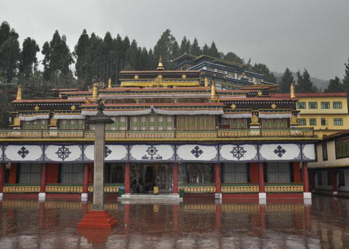 Rumtek Monastery, Gangtok, Sikkim