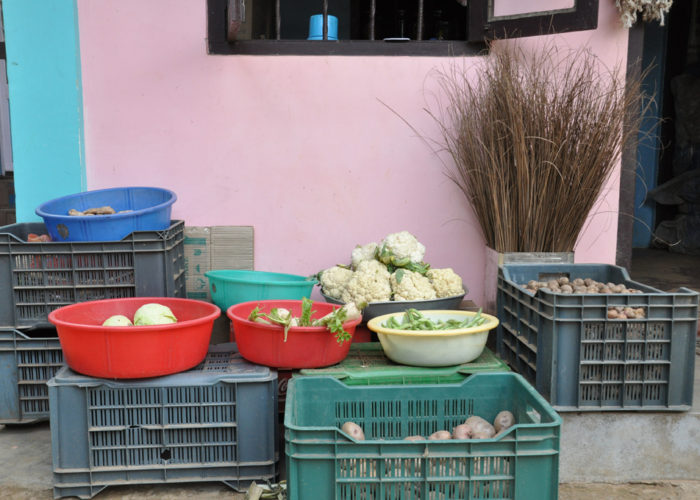 Village Vegetable Shop, Darjeeling